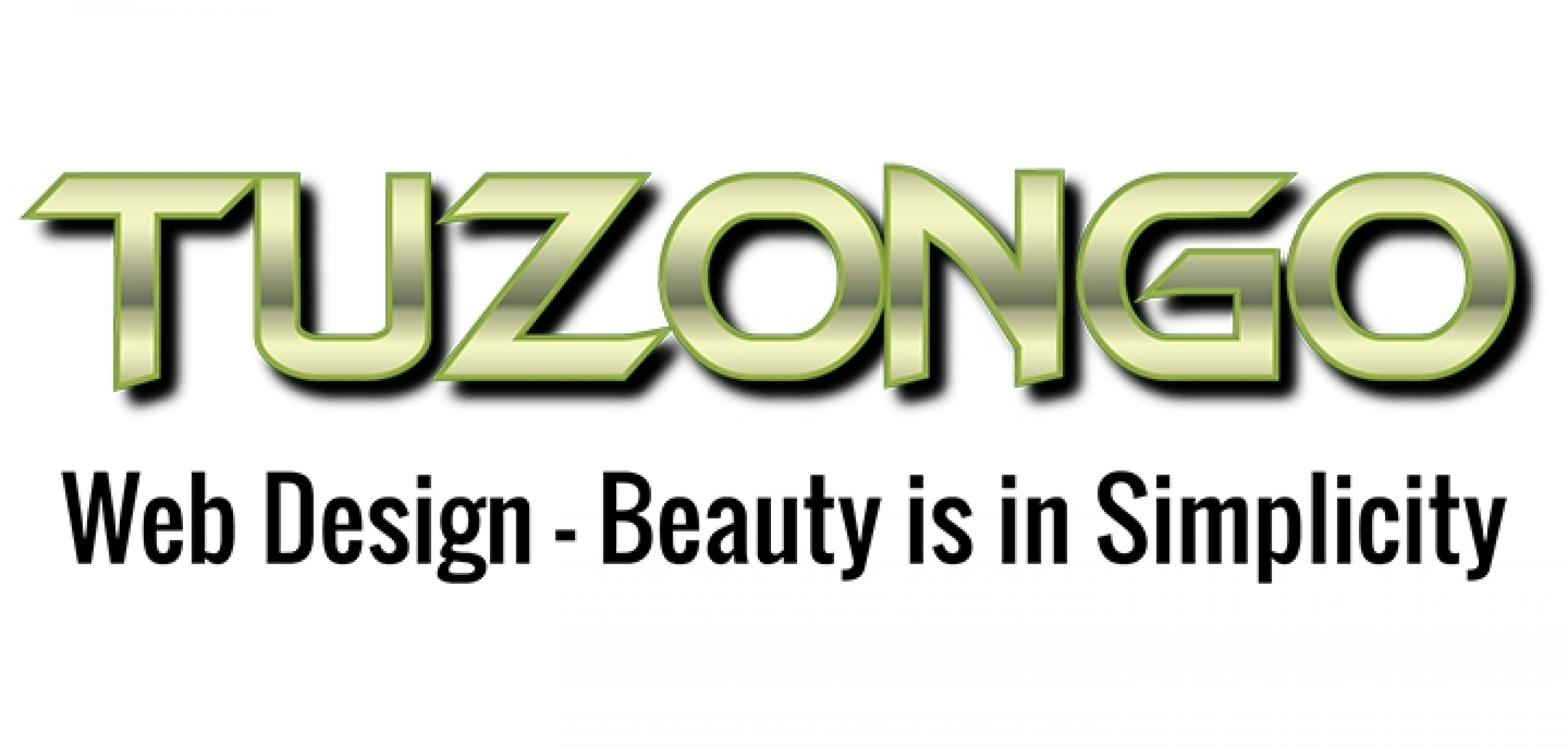 TUZONGO Web Design cover photo