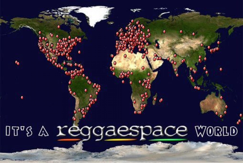 ReggaeSpace .com cover photo