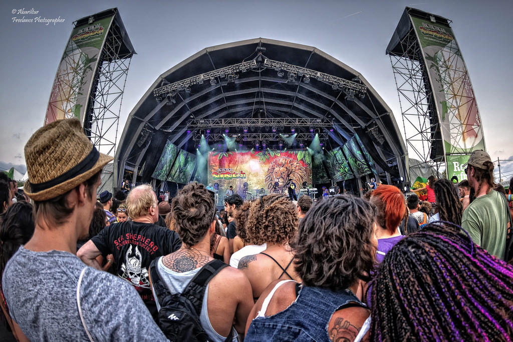 Reggae to takeover European festivals for 2019