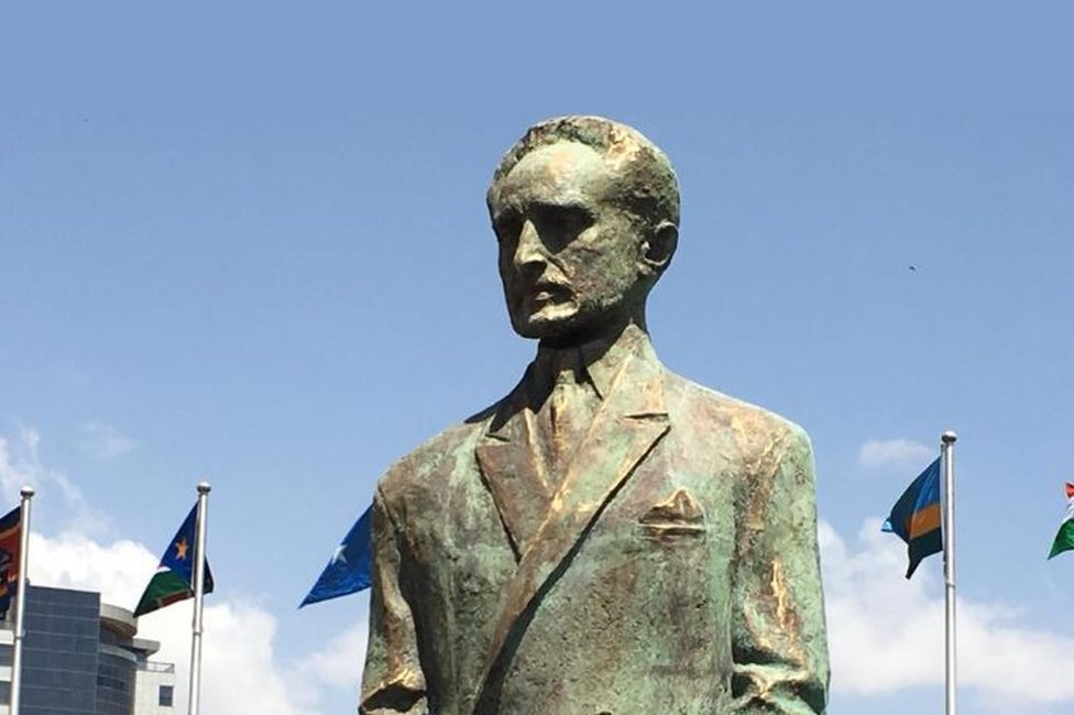 'Father of Africa' statue unveiled in Ethiopia