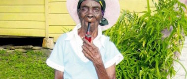 95 year old Gogo has been smoking weed for 85 years and says its secret to long life