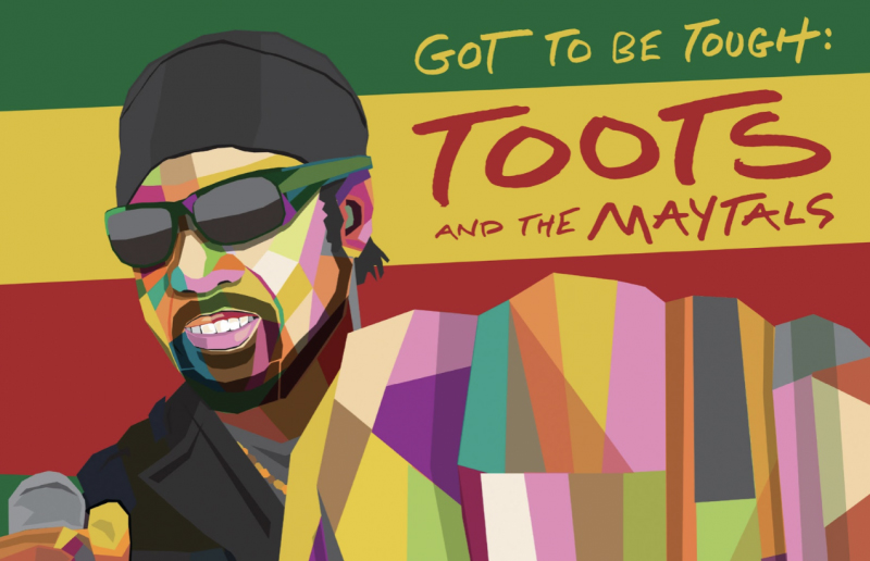 Toots back on fine form in what has become his final album