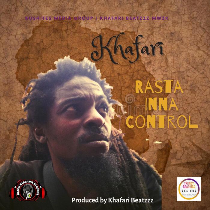 Khafari Moor - Rasta Inna Control