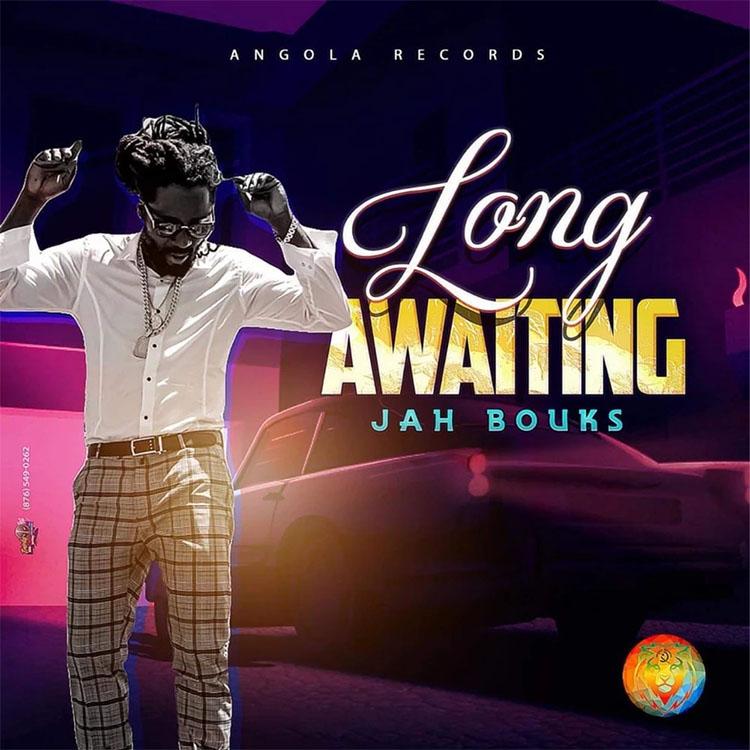 Jah Bouks - Long Awaiting