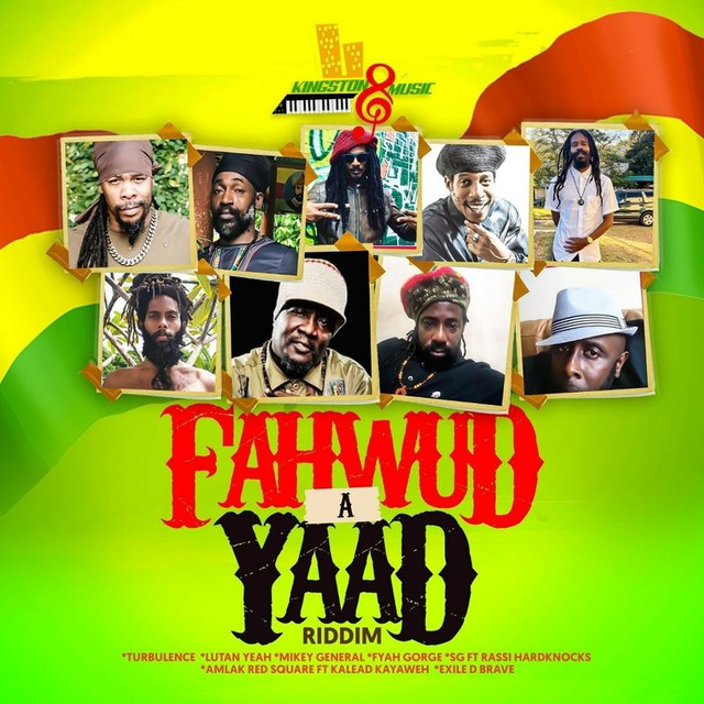 Kingston8 Music - Fahwuh A Yaad Riddim