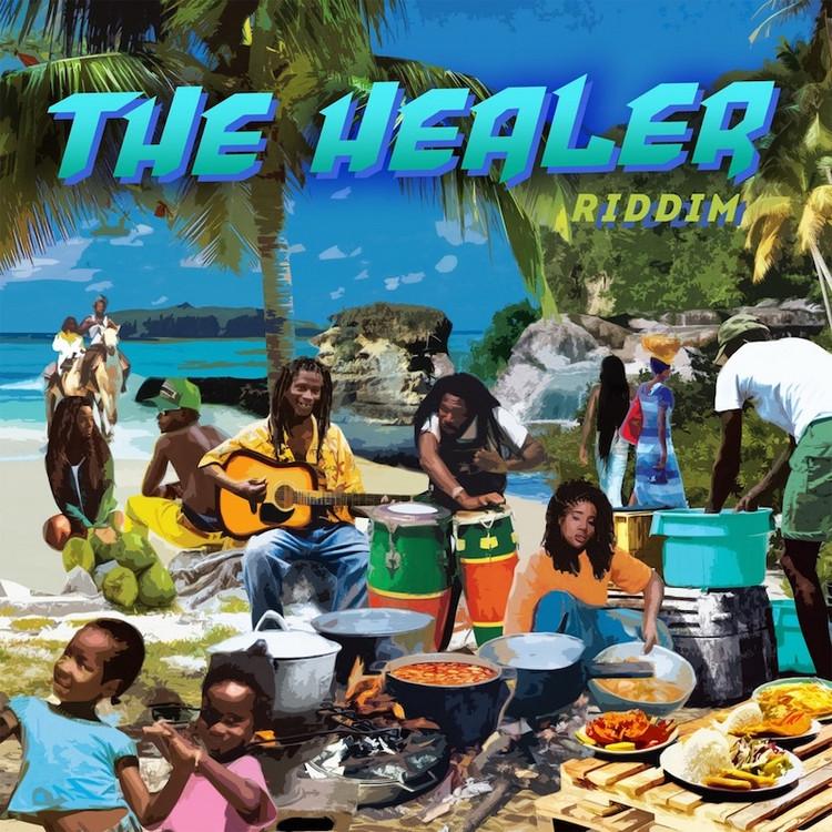 Maximum Sound - The Healer Riddim