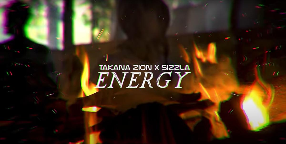Takana Zion feat Sizzla - Energy - Soulbeats Music