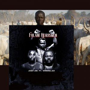 Fulani Herdsmen (official art cover)