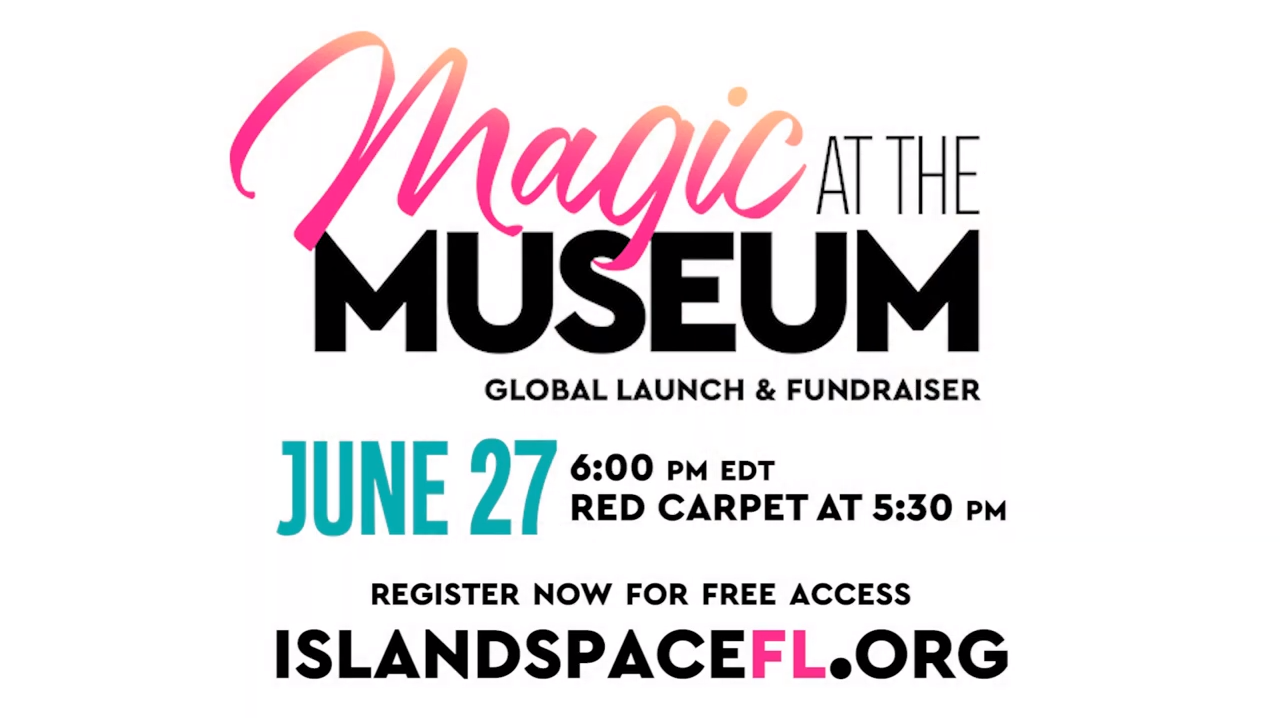 Island SPACE Caribbean Museum presents Magic at the Museum