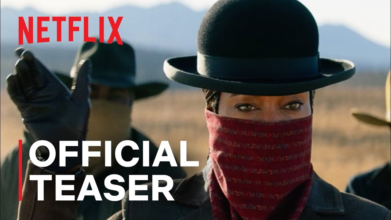 The Harder They Fall Trailer Gives First Look at Netflix's New Black Western