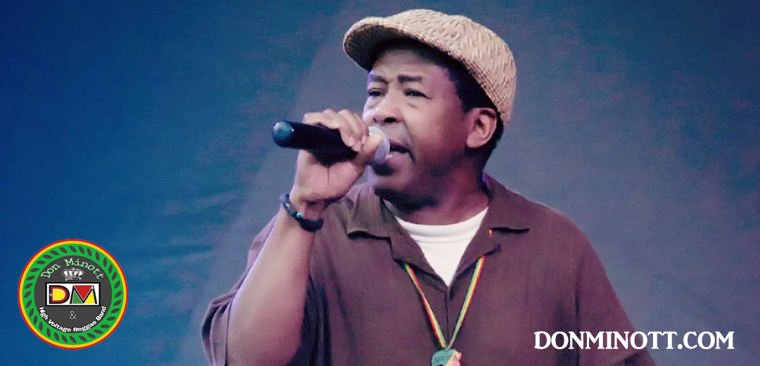 Don Minott and The High Voltage Band from Hartford