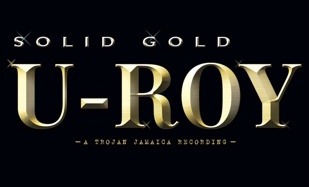 U-Roy: Solid Gold U-Roy review – a reggae icon at the top of his game