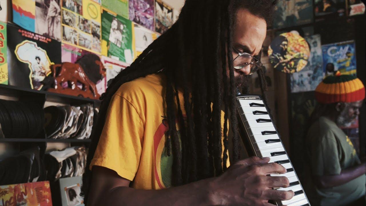 Video: Addis Pablo & Derrick Sound - Bright Star [Evidence Music]