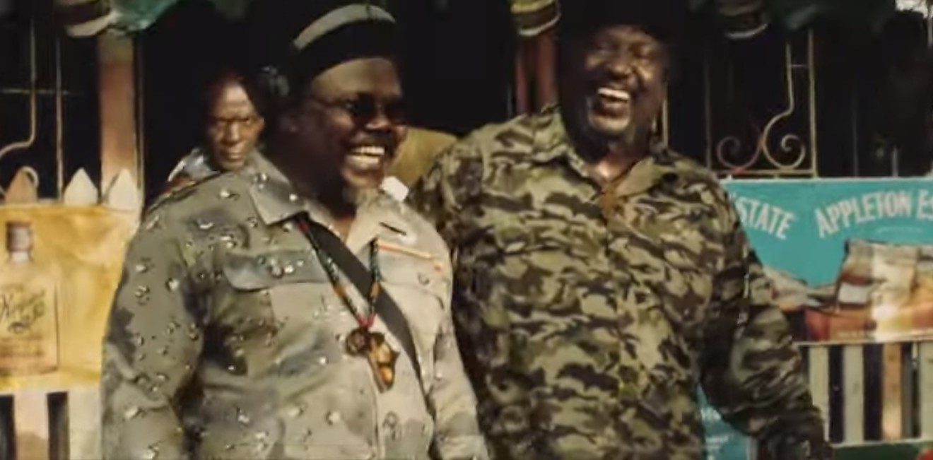 Video: Dub-Stuy ft. Luciano & Mikey General - Redemption