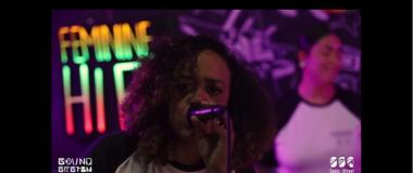 Video LIVE Premiere: [SSO#7] Feminine Hi Fi (Brazil)