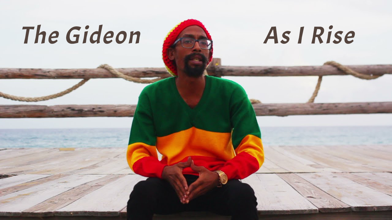 "Video: THE GIDEON - ""AS I RISE' - LIVE CLEAN RIDDIM"