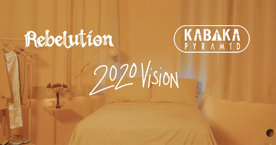 Video: Rebelution feat. Kabaka Pyramid - 2020 Vision