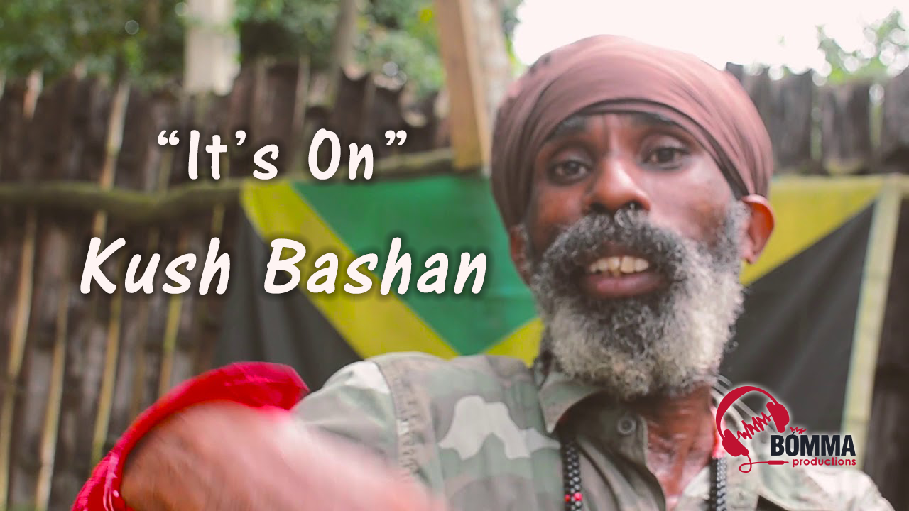 Video: Kush Bashan - It's On