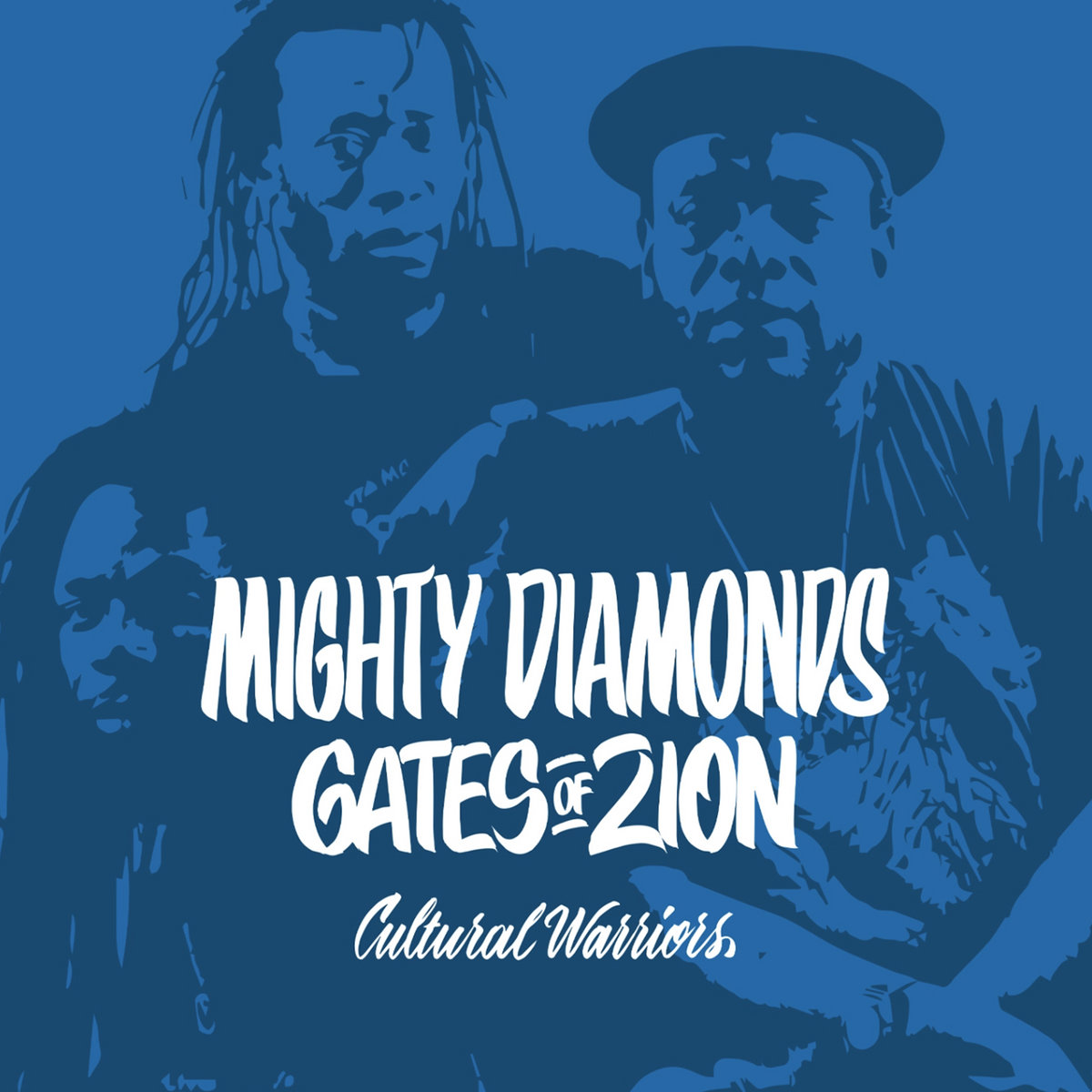 Mighty Diamonds & Cultural Warriors - Gates Of Zion