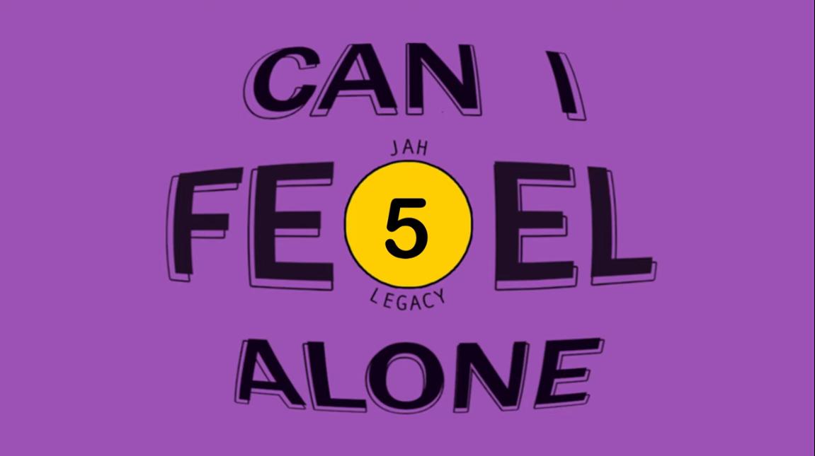 Jah Legacy - Can I Feel Alone