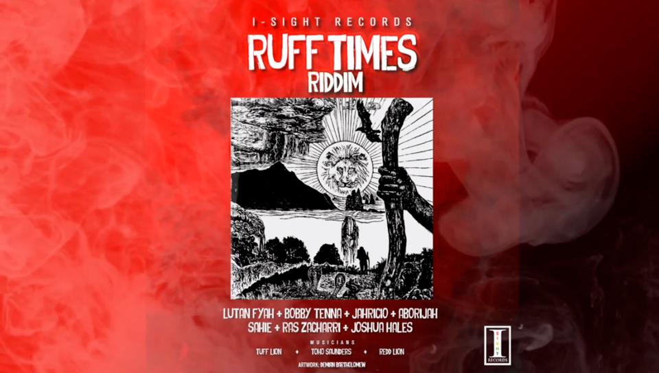Audio: Bobby Tenna - Ruff Times (I-Sight Records)