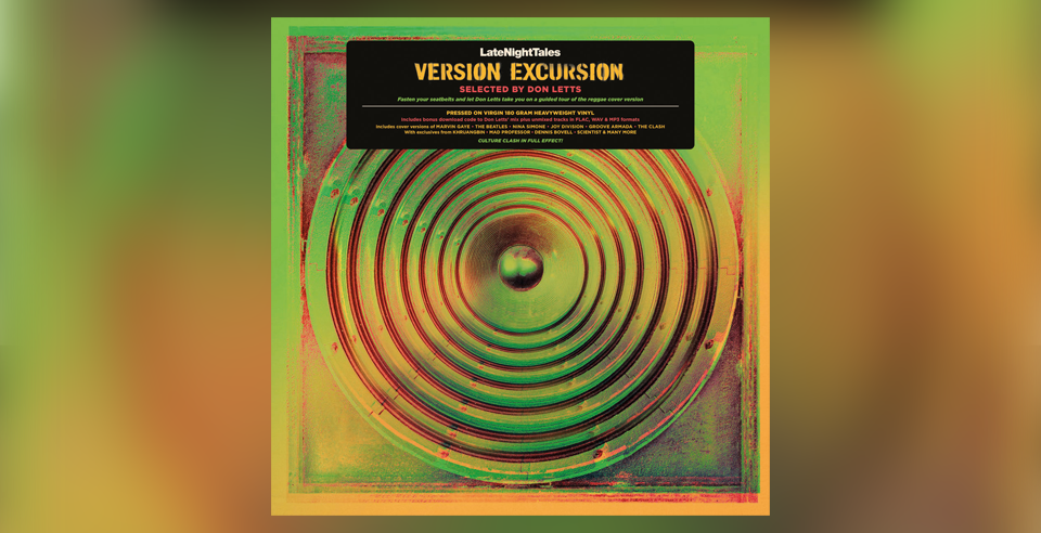 """""""Version Excursion"""" An ode to cover songs selected by Donn Letts"""