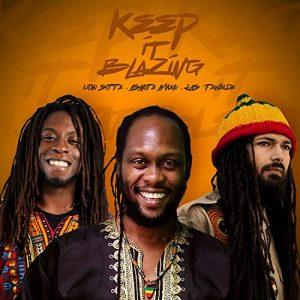 Lion Sitté featuring Asante Amen & Ras Tewelde - Keep It Blazing