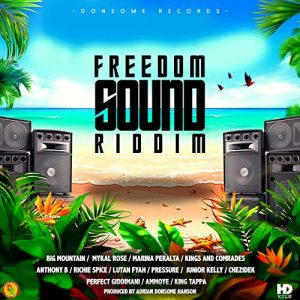Donsome Records - Freedom Sound Riddim