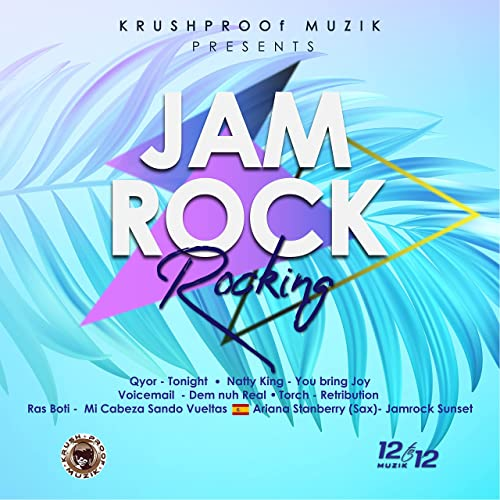 Krush Proof Muzik - Jam Rock Rocking