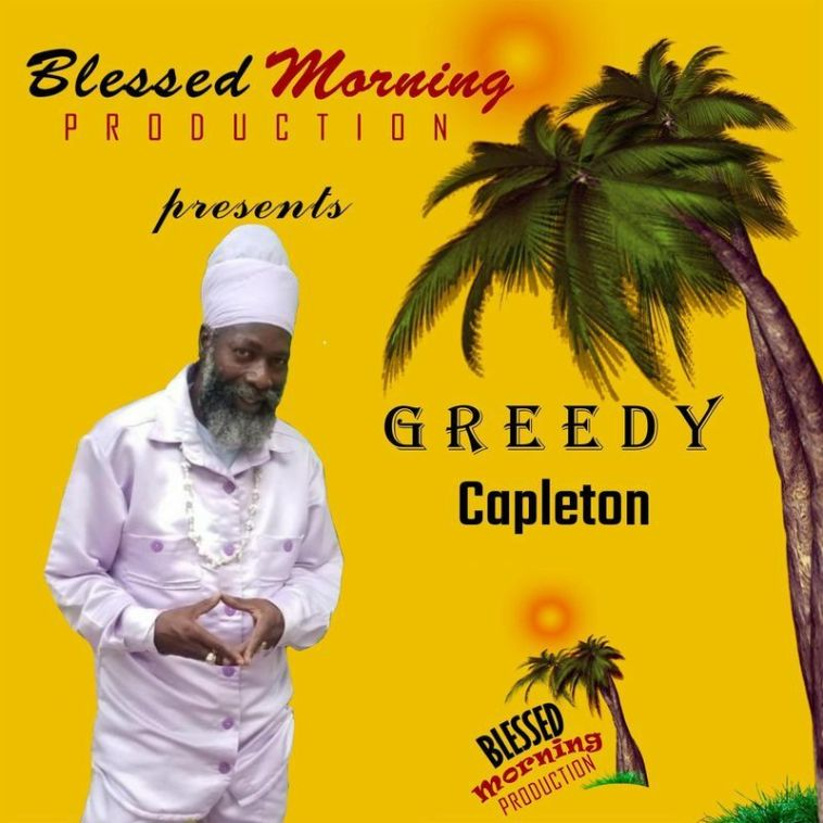 Capleton - Greedy