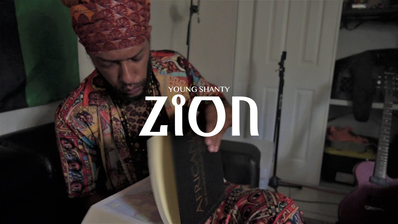 Video: Young Shanty - Zion [Chalice Row Records]