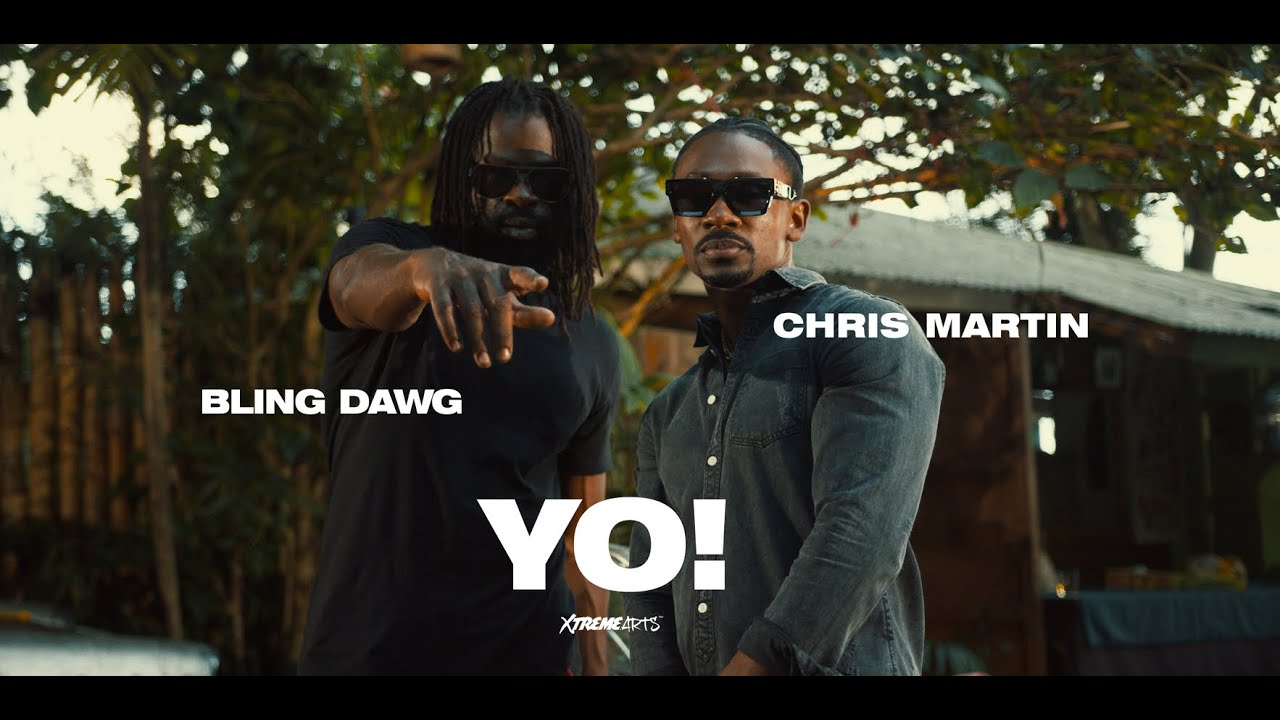 Video: Bling Dawg & Christopher Martin - YO! [Damian Marley]