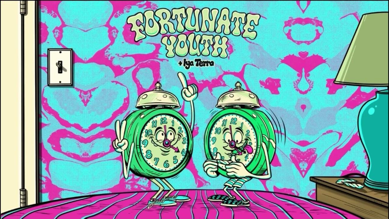 Lyrics: Fortunate Youth feat. Iya Terra - Groovin
