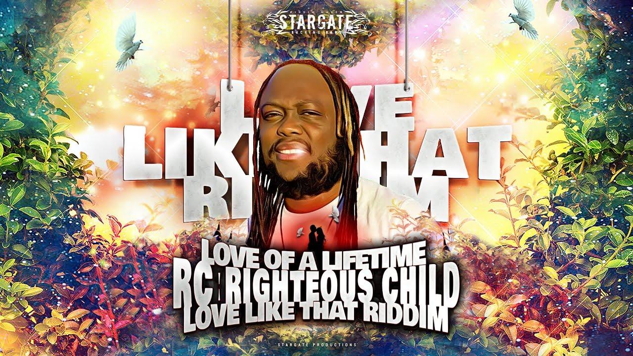 Lyrics: RC Righteous Child - Love of a Lifetime