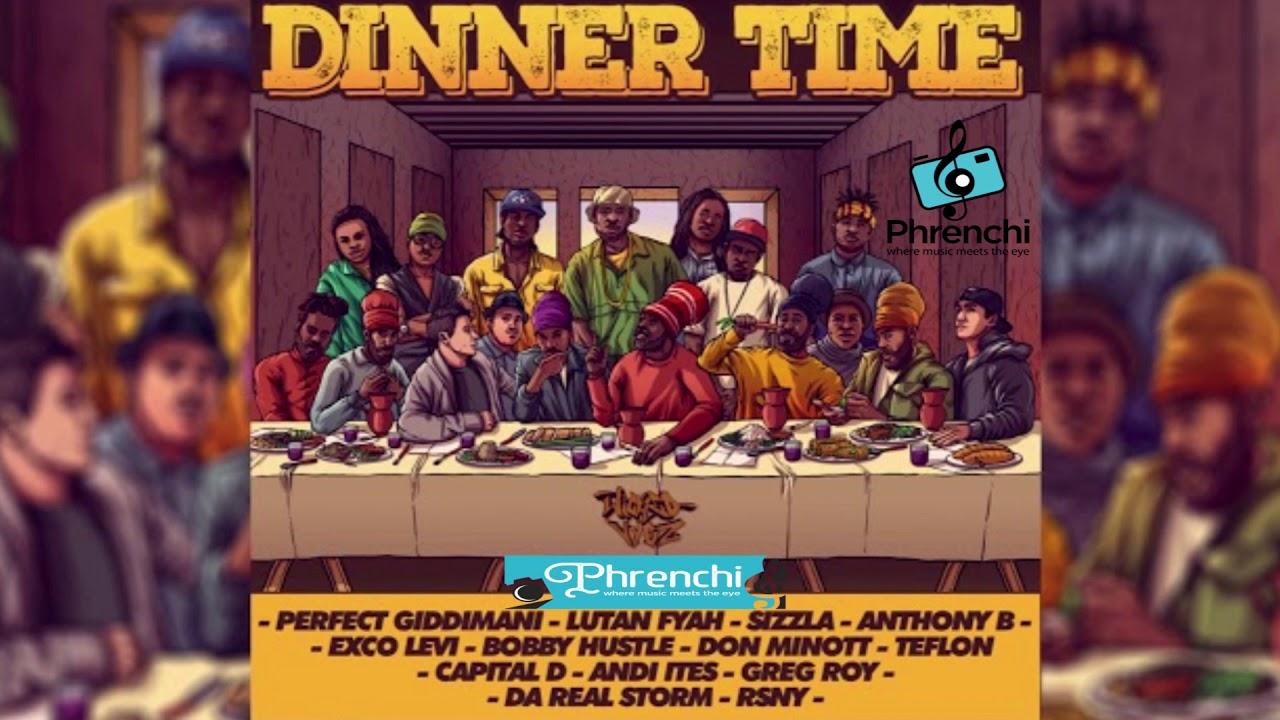Dinner Time Riddim - Wicked Vybz