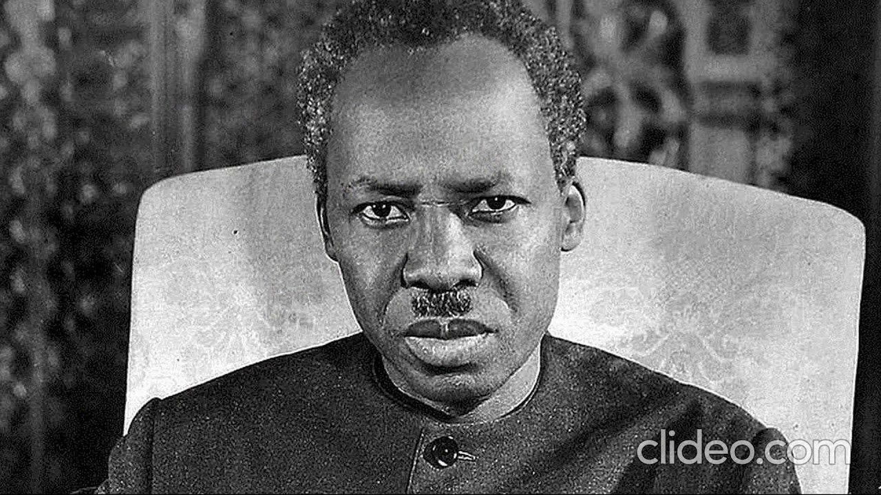 Audio: Don Minott - Marcus Garvey