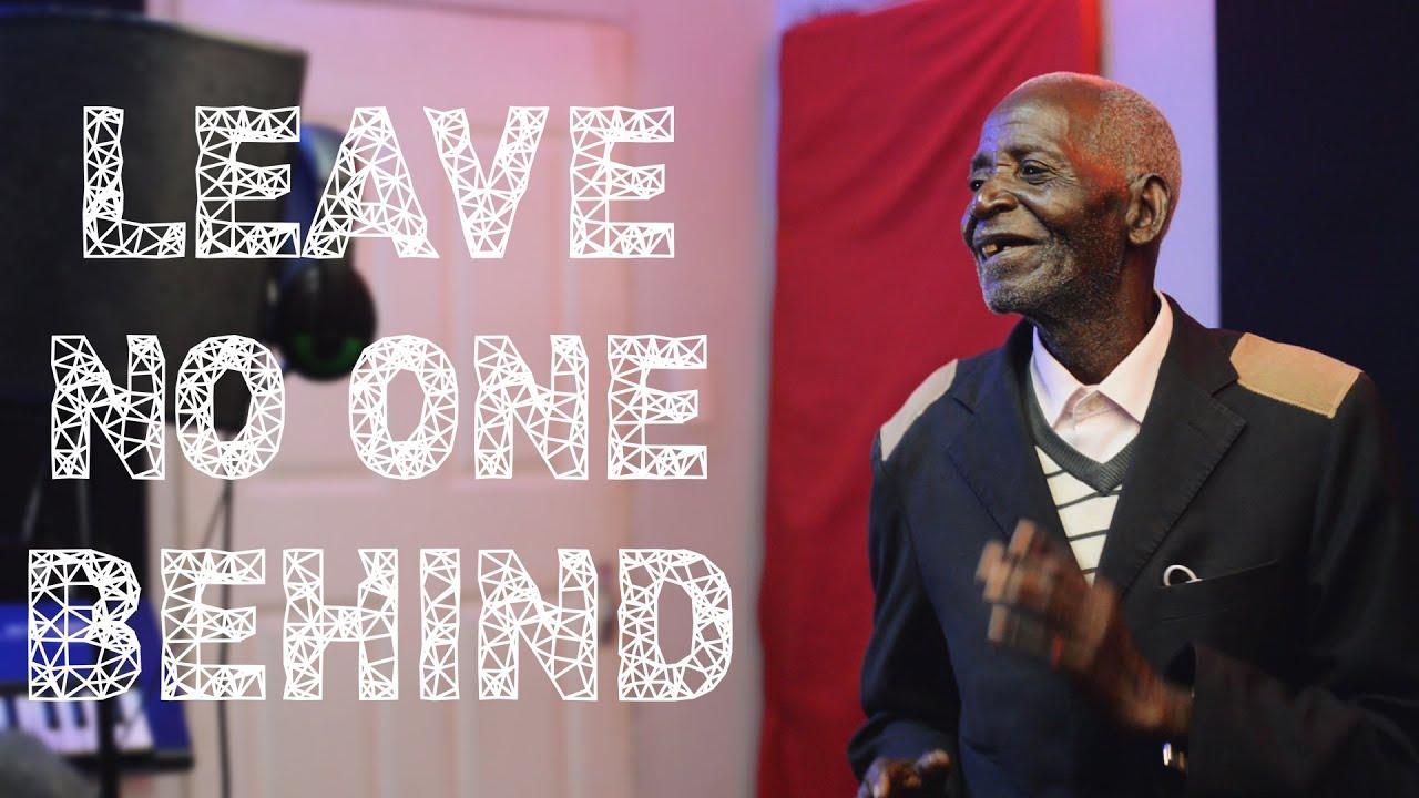 Video: Leave No One Behind feat. Giddes Chalamanda, Keturah . . .