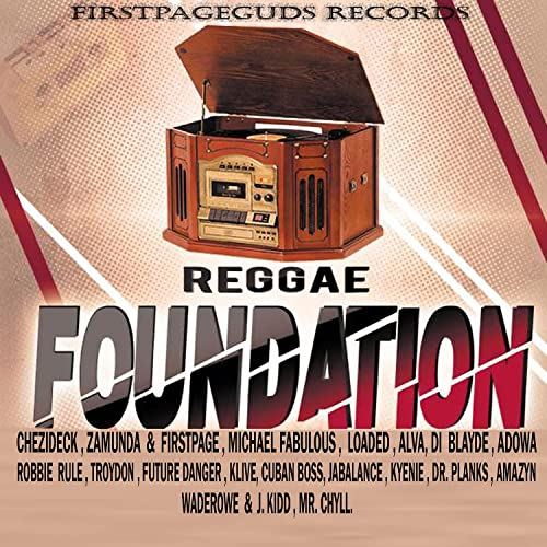 Firstpageguds Records - Reggae Foundation Riddim