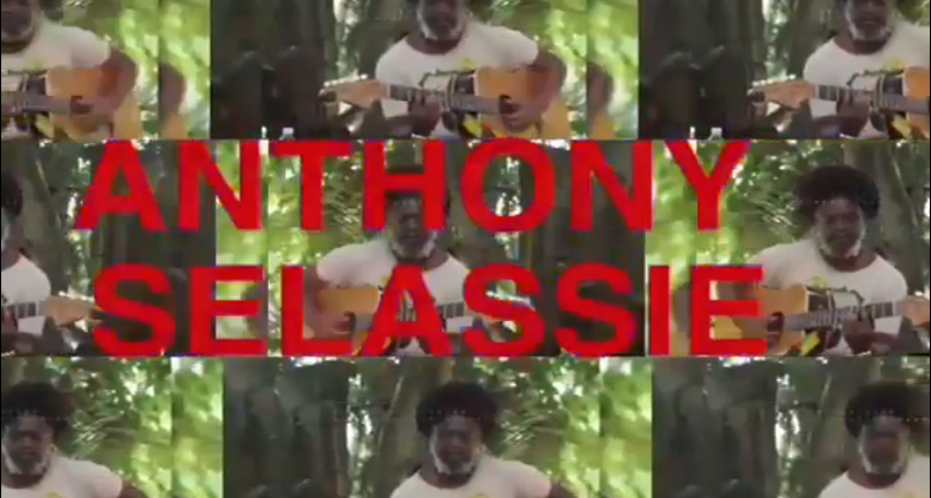 Jah Love - Anthony Selassie
