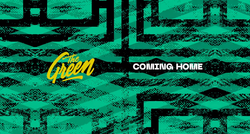 Audio: The Green - Coming Home