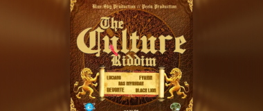 The Culture Riddim - Blue Sky Production / Peela Production