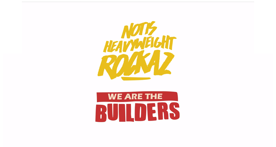 Video: Heavyweight Rockaz - We Are The Builders [Notis Records]
