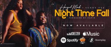Audio: Hazel Mak - Night Time Fall Feat. Sunny Tee