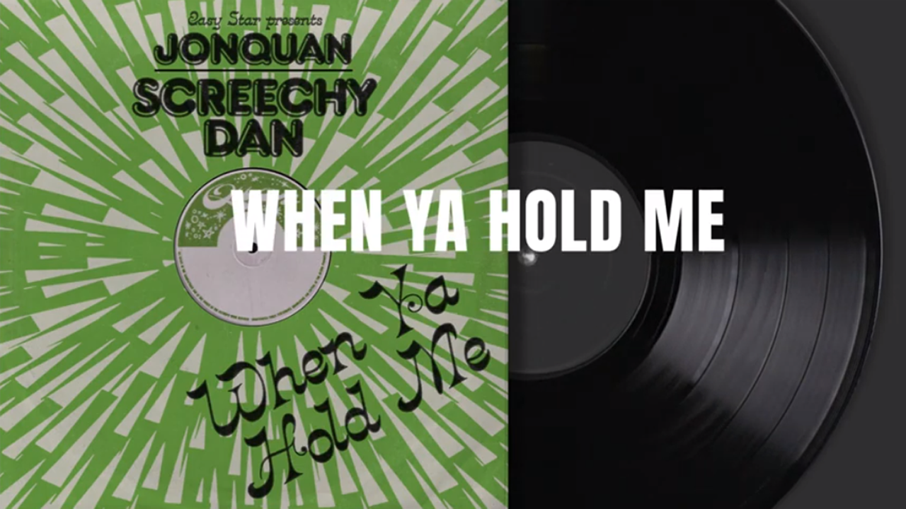 Lyrics: When Ya Hold Me feat. Screechy Dan