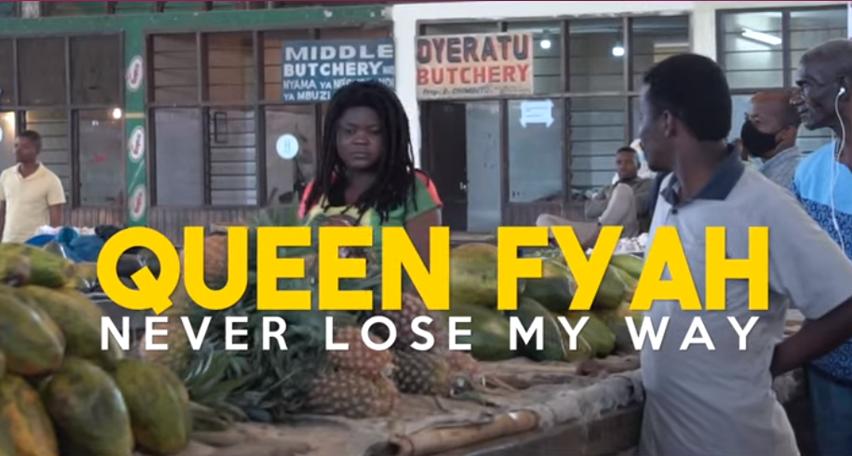 Audio: Queen Fyah - Never Lose My Way