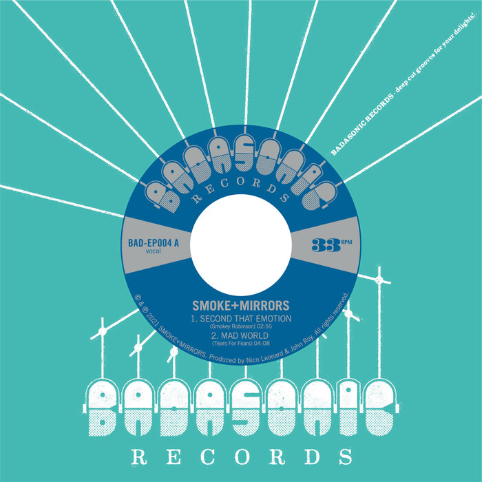 Smoke & Mirrors Soundsystem - Second That Emotion