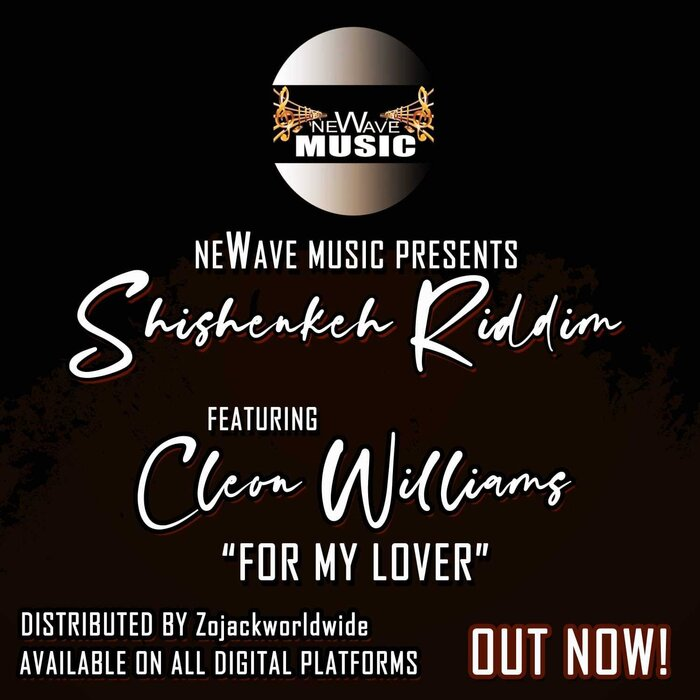 Cleon Williams - For My Lover