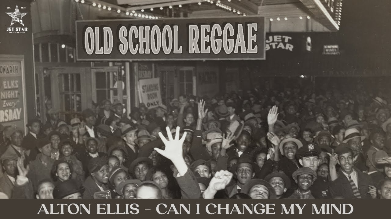 Audio: Alton Ellis - Can I Change My Mind [Jet Star Music]