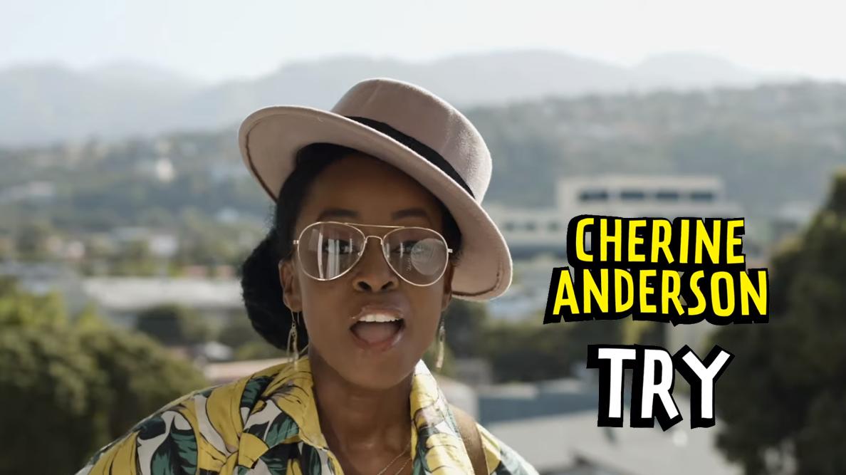 Lyrics: Cherine Anderson - Try