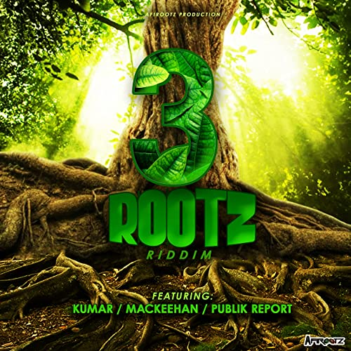 Afirootz Production - 3Rootz Riddim